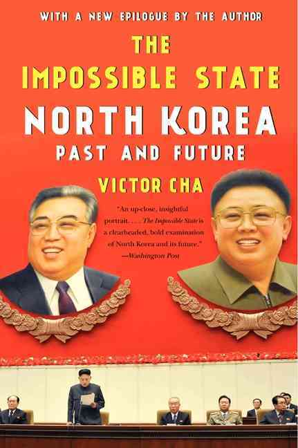 The Impossible State By Cha, Victor
